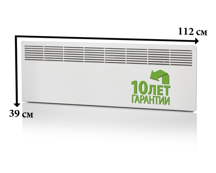 Конвектор Ensto FinnHeat с механическим термостатом 1500Вт - купить в Волхове, отзывы. ТД «Вимос»